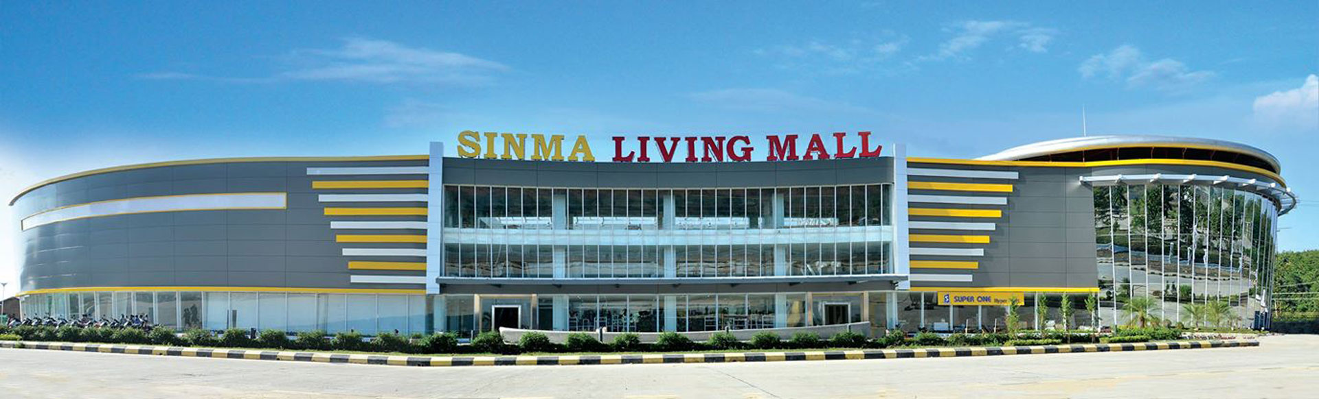 Sinma Living Mall - Shopping Mall - Pyinmana | Facebook ...